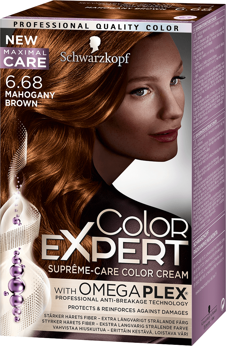 6.68-Mahogany-Brown